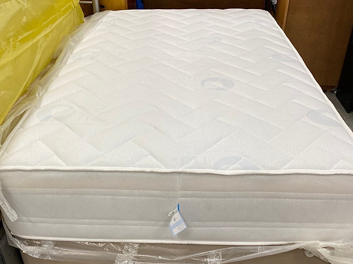 Deep small double sized mattress and divan base  (SS bed 13)