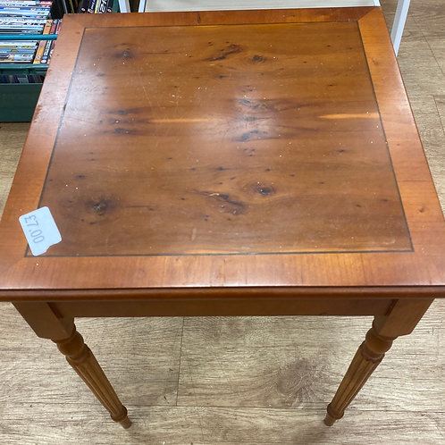 Small Table (SS Dine 045 WT)