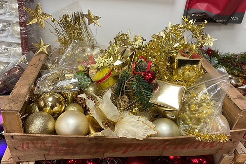 Gold Christmas Selection (SS Xmas 6 Gold)