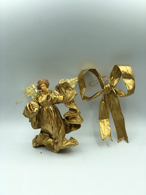 Gold Christmas Decoration set (XMAS2)