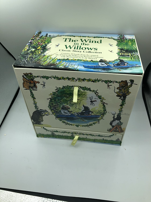 Wind in the willows story collection