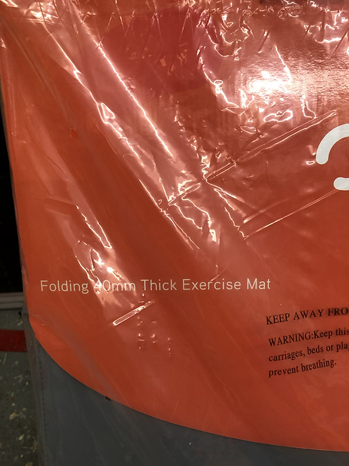 Brand new thick exercise mat (MW)