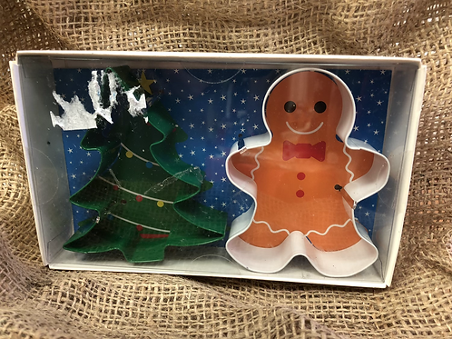 Cookie cutters (XMAS8)