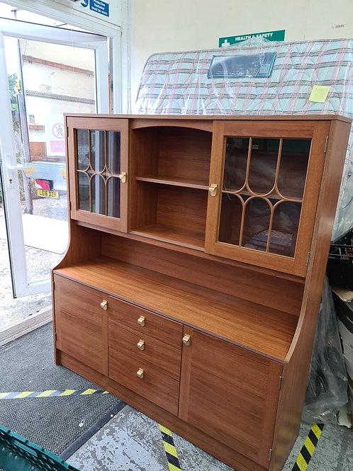 Low height dresser, length 140cm , height 150cm x 40cm deep