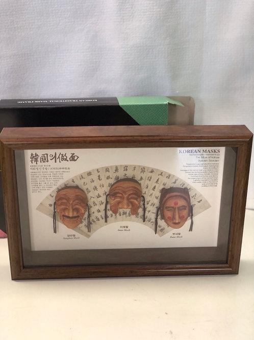 Korean mask frame (L)