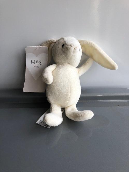 New M&S Baby Rabbit (0:2)