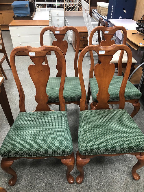 Dining chairs (SS Dine 96 armless)