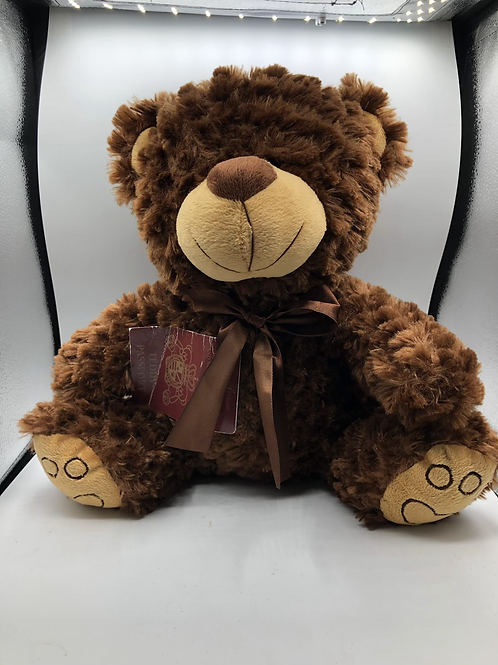 Passport bear with tag (L1)