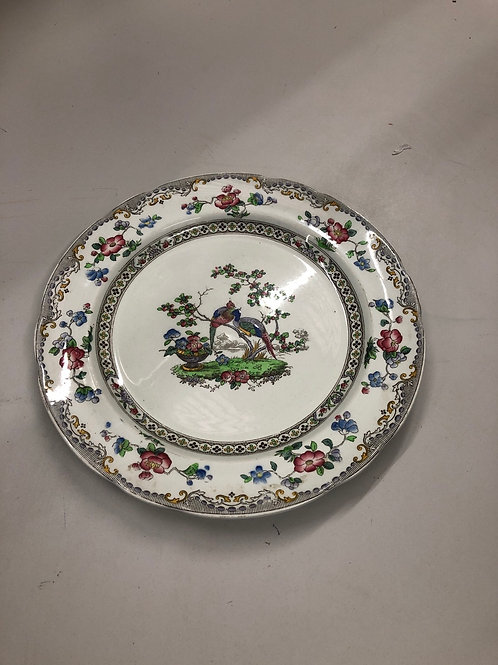 Decorative Bird Plate (Q1)