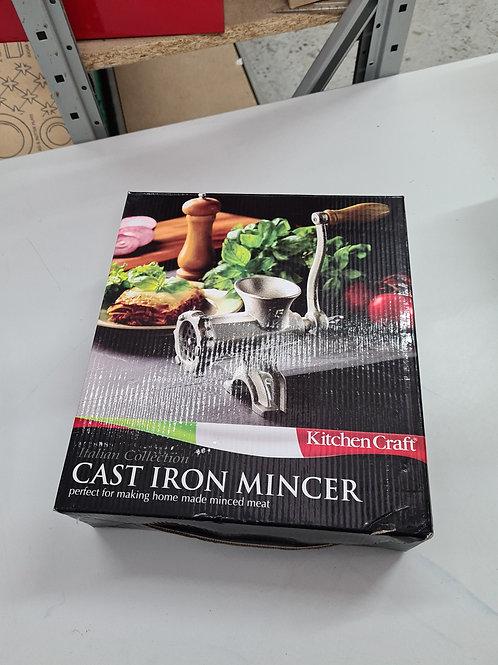Cast iron mincer (C)