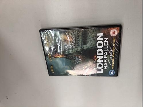 London Has Fallen DVD (L1)