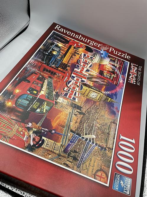 London Puzzle (L)