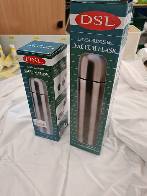 Large and small flasks (H1)