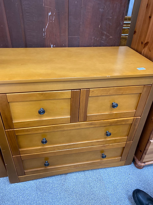 Chest of drawers (SS bed 23)