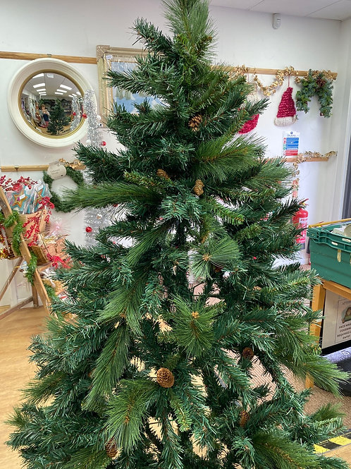 Christmas Greenland tree 6' (SSxmas 3 tree)