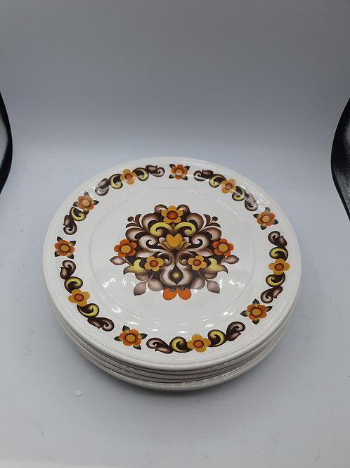 Set of dinner plates (A2)
