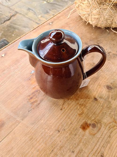 Denby coffee/tea pot (Y2)