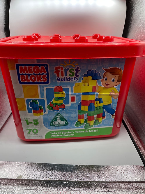 Mega Bloks first builders (GC1)