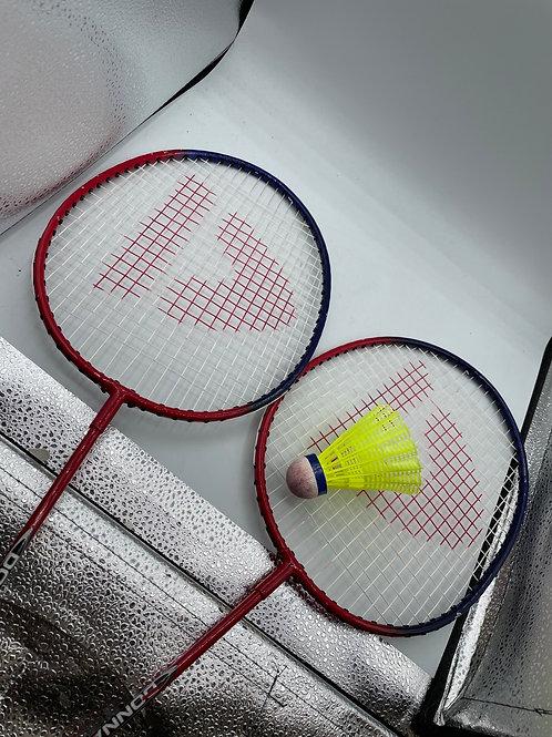 Badminton set 2 (I)
