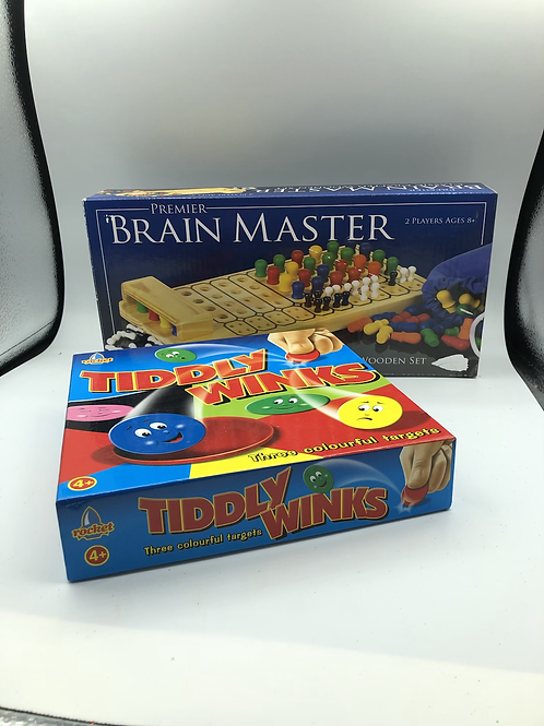Brainmaster and Tiddlywinks (GC4)