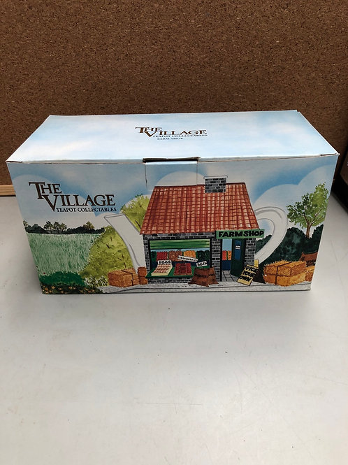 The village teapot farm shop (U)