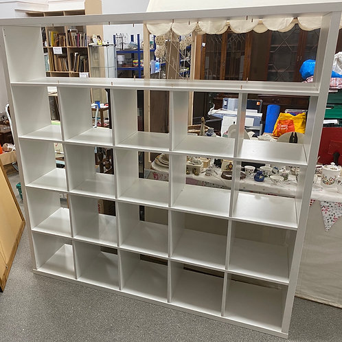 Large Project Display Cube Unit (SS Dine 46 DC)