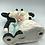 Thumbnail: Japanese Disney Minnie and Mickey statue (c2)