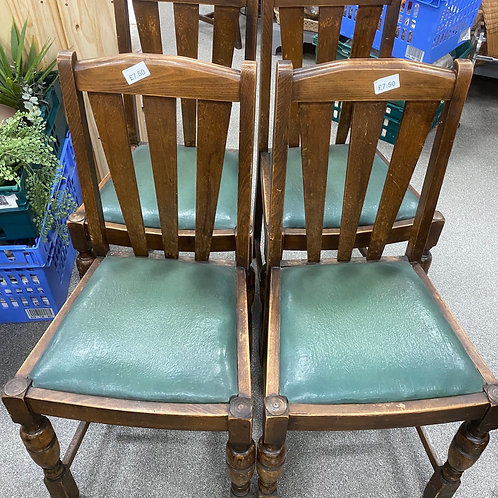 4x Dining Chairs (SS Dine 080 D C)