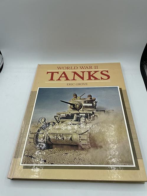 World War 2 Tanks Book (S)
