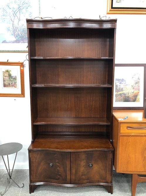 Vintage Dresser/Bookcase (SS Dine 111 vintage)