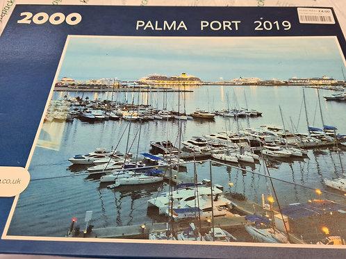 2000 piece palma port jigsaw (0:4)