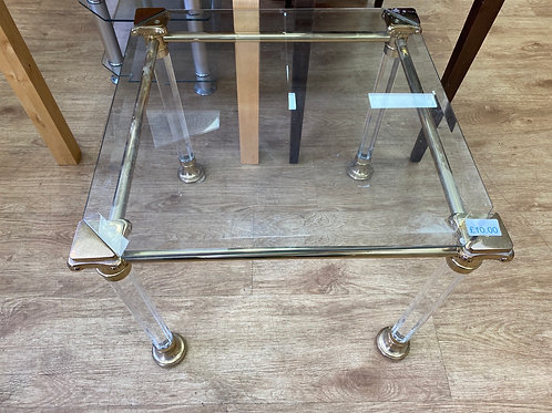 Glass Coffee Table (SS Dine 505 GC)