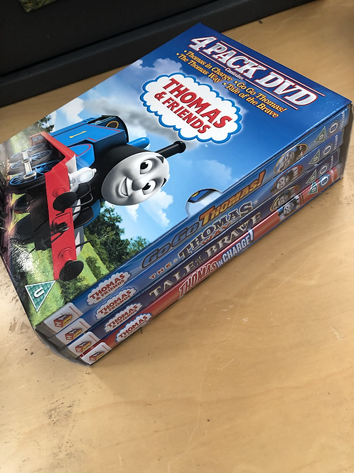 Thomas the Tank Engine dvd set (Q1)