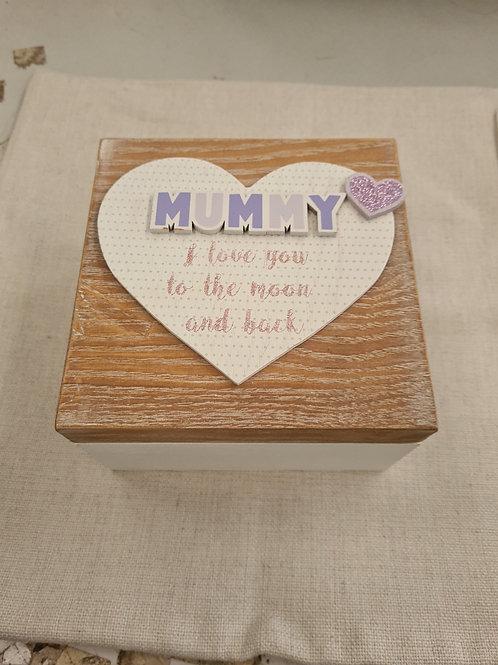 Wooden box (A2)