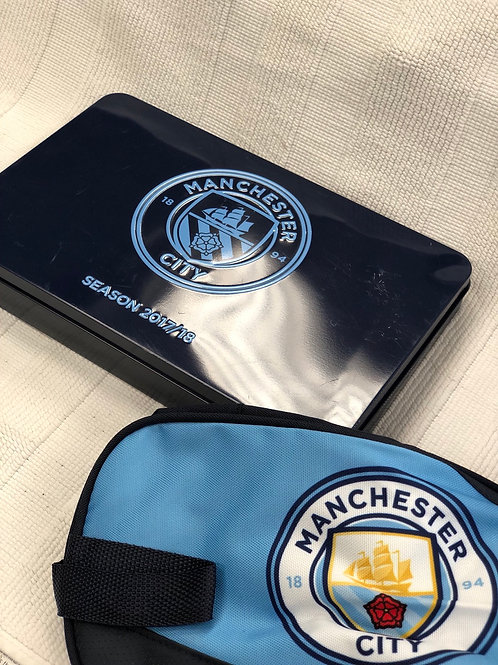 Manchester City 17/18 collectible (Z)