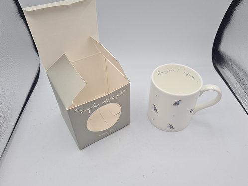 Boxed bonjour Sophie allport mug (D2)