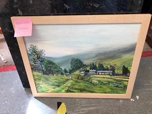 Picture 220508 (original painting)