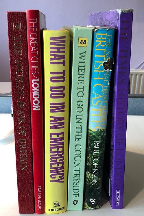 Zoom Backgroud Rainbow Books 3