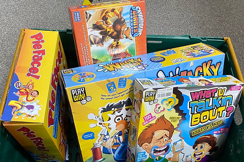 5-7yrs Games & Puzzle Bundle (SS Toys 3 (5-7)