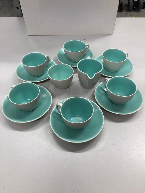 Turquoise Espresso set (R1)