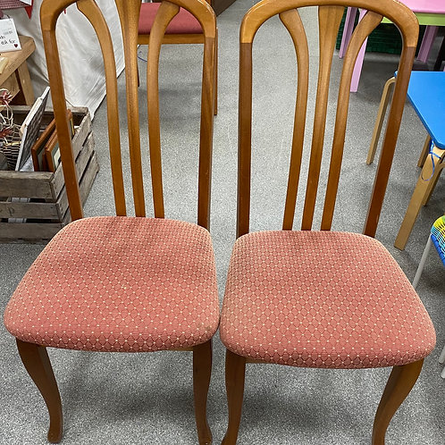 2x Dining Chairs (SS Dine 035 Chairs)