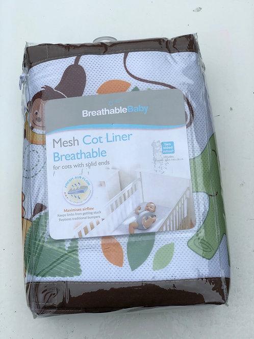 Mesh cot liner - new (1:2)
