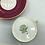 Thumbnail: Tuscan English bone China cup and saucer (set of 4) (A1)
