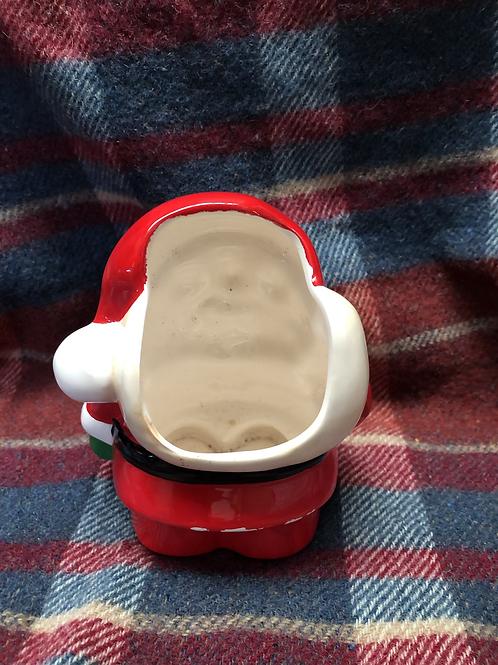 Father Christmas candle holder (XMAS15)