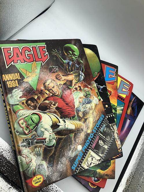 80s Superhero Annuals (D2)