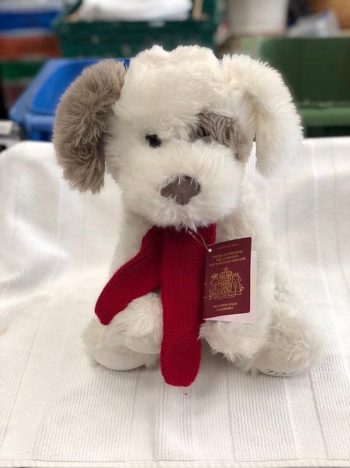 Passport pal large soft toy (0:2)