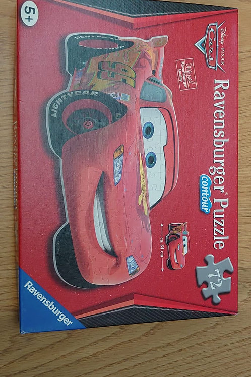 Cars 72 piece puzzle (GC6)