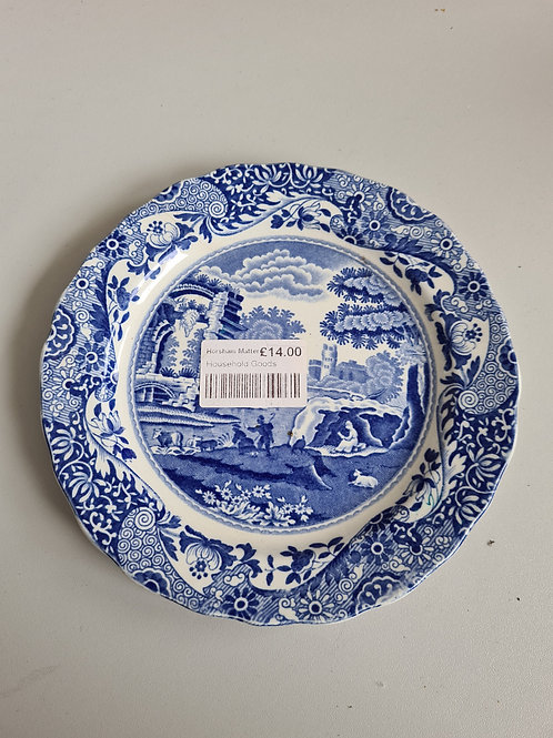 Copeland spode Italian, repaired crack as indicated on photo(K)