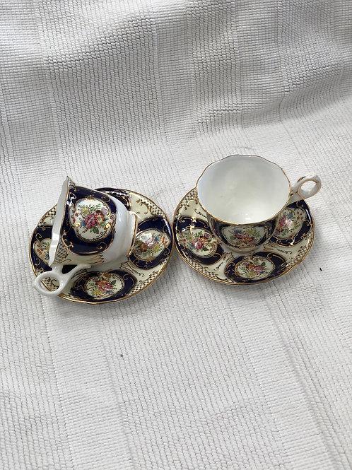 Regent Fenton Teacup and saucer one only (I)