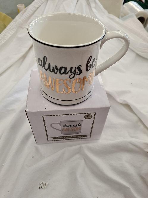 Awesome mug in box (L1)